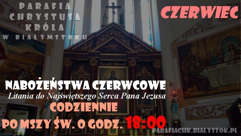 Nabożeństwa Czerwcowe