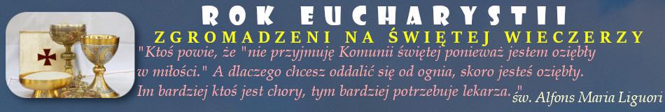 Rok Eucharystii